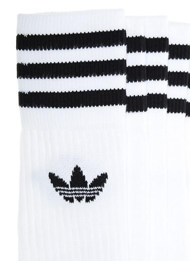 adidas Spor Çorap | 3 'lü Paket Beyaz